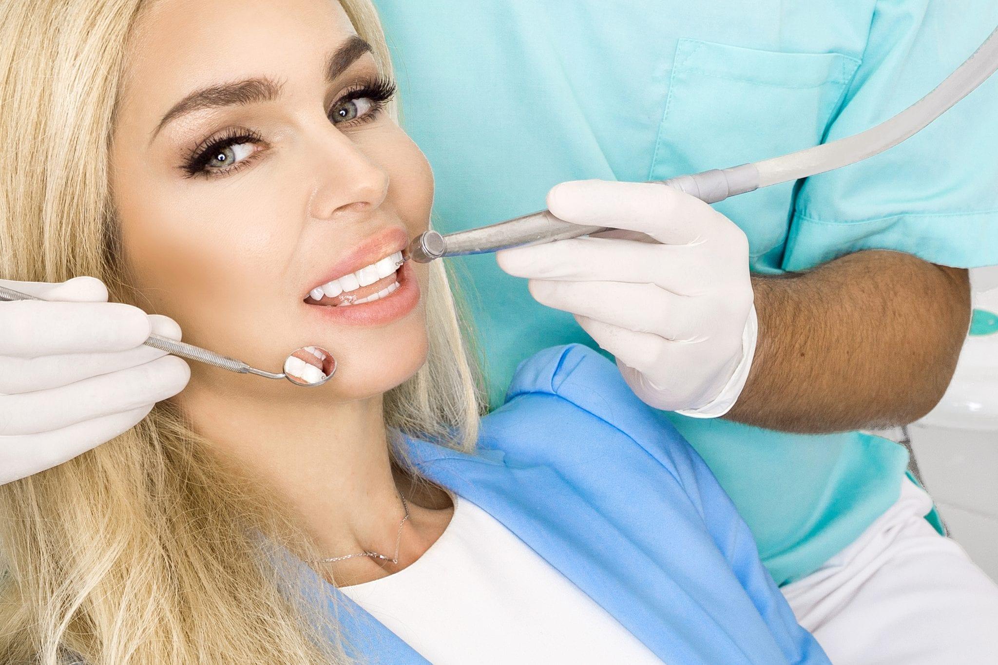Zahnarzt Besuch